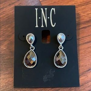 INC drop earrings